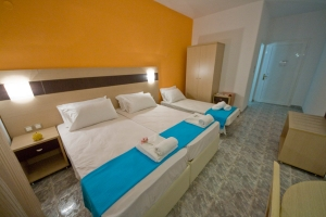 Sithonia rooms studios pool beach family activities Halkidiki
